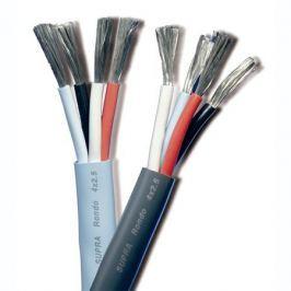 Кабель акустический в нарезку Supra Rondo Bi-Wire 4 x 2.5 mm