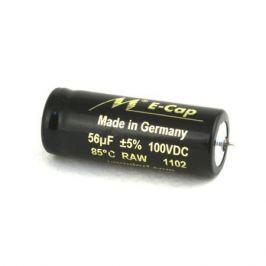 Конденсатор Mundorf E-Cap AC Raw 100 VDC 56 uF