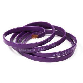 Кабель акустический в нарезку Analysis-Plus Hook-UP Wire Purple