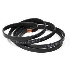 Кабель акустический в нарезку Analysis-Plus Hook-UP Wire Black