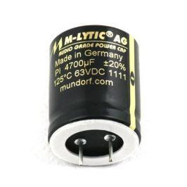Конденсатор Mundorf M-Lytic AG GO 63 VDC 4700 uF