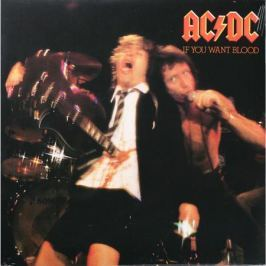 AC/DC AC/DC - If You Want Blood,you've Got It