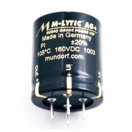Конденсатор Mundorf M-Lytic AG+ GO 500 VDC 680 uF