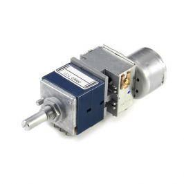 Потенциометр ALPS RK27 50 kOhm стерео (моторизированный)