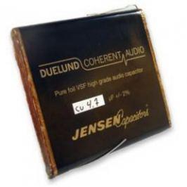 Конденсатор Duelund VSF 100 V 6.8 uF copper
