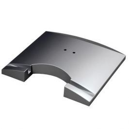 Стойка для акустики Waterfall Подставка под акустику Shelf Stands Hurricane Silver