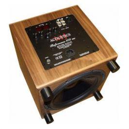 Активный сабвуфер MJ Acoustics Reference 400 Walnut