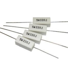 Резистор Mundorf MResist HL 5W 3.9 Ohm