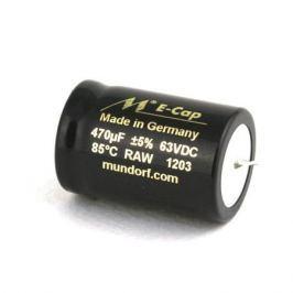Конденсатор Mundorf E-Cap AC Raw 63 VDC 470 uF
