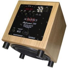 Активный сабвуфер MJ Acoustics Reference 200 Walnut