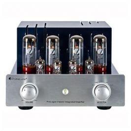 Ламповый стереоусилитель PrimaLuna ProLogue Classic Int (EL34) Silver