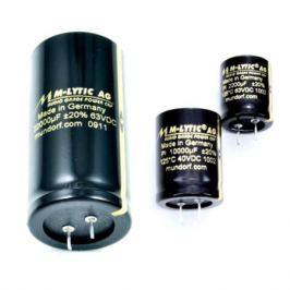 Конденсатор Mundorf M-Lytic HV MLSL 500 VDC 300+300 uF
