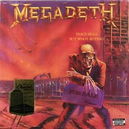 Megadeth Megadeth - Peace Sells… But Who's Buying? (180 Gr)