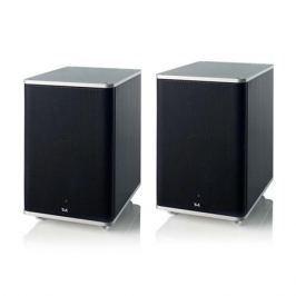 Активная полочная акустика T+A CM Active Mini Silver/Black