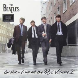 Beatles Beatles - On Air-live At The Bbc 2 (3 LP)