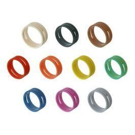Маркировочное кольцо Neutrik XXR-1 Brown