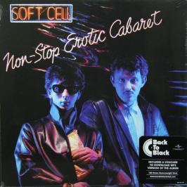 Soft Cell Soft Cell - Non-stop Erotic Cabaret (180 Gr)