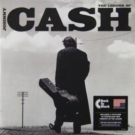 Johnny Cash Johnny Cash - Legend Of (2 Lp, 180 Gr)