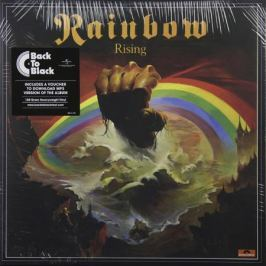 Rainbow Rainbow - Rising (180 Gr)