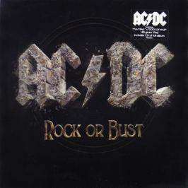 AC/DC AC/DC - Rock Or Bust (lp+cd, 3d Cover)