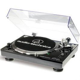 Виниловый проигрыватель Audio-Technica AT-LP120 USB HS Black