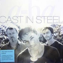 A-HA A-HA - Cast In Steel