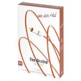 Кабель межблочный аналоговый XLR Van den Hul Orchid 1 m
