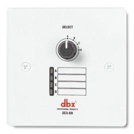 Панель управления dbx ZC-3
