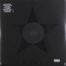 David Bowie David Bowie - Blackstar (180 Gr)
