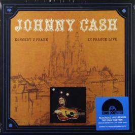 Johnny Cash Johnny Cash - Koncert V Praze (in Prague Live)