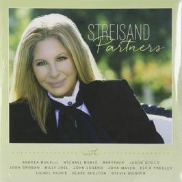 Barbra Streisand Barbra Streisand - Partners (2 Lp+cd)