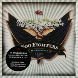 Foo Fighters Foo Fighters - In Your Honor (2 LP)