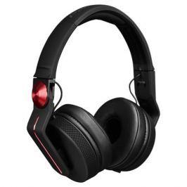 Охватывающие наушники Pioneer HDJ-700 Black/Red