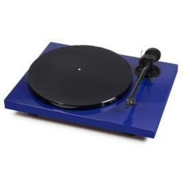 Виниловый проигрыватель Pro-Ject 1-Xpression Carbon Classic Midnight Blue (2M-Silver)