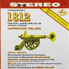 Tchaikovsky Tchaikovsky - 1812 Overture Capriccio Italien