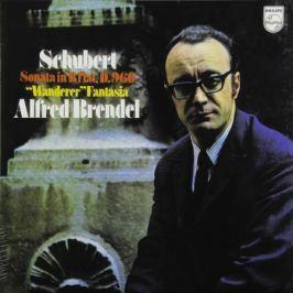 Schubert Schubert - Sonata In B Flat, D 960 / Wanderer Fantasia (180 Gr)