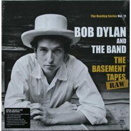 Bob Dylan Bob Dylan The Band - The Basement Tapes Raw (3 Lp+2 Cd)