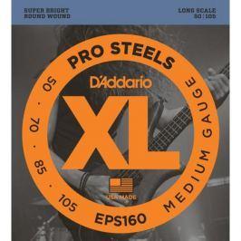 Гитарные струны D'Addario EPS160 (для бас-гитары)