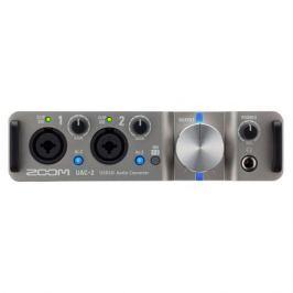 Внешняя студийная звуковая карта Zoom UAC-2