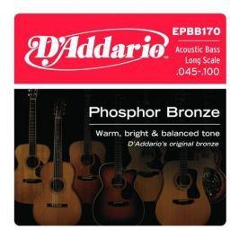 Гитарные струны D'Addario EPBB170 (для бас-гитары)