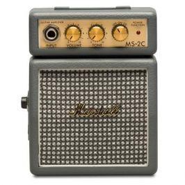 Гитарный мини-усилитель Marshall Гитарный мини-комбоусилитель MS-2C