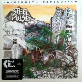 Steel Pulse Steel Pulse - Handsworth Revolution