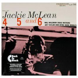 Jackie Mclean Jackie Mclean - 4, 5 And 6