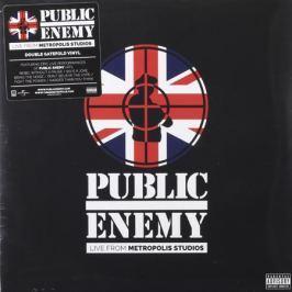 Public Enemy Public Enemy - Live From Metropolis Studios (2 LP)