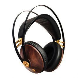 Охватывающие наушники Meze 99 Classics Walnut Gold
