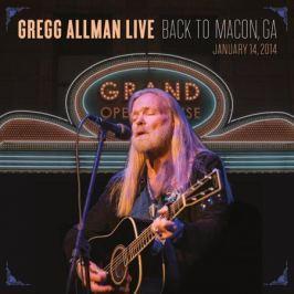 Gregg Allman Gregg Allman - Live: Back To Macon, Ga (2 LP)