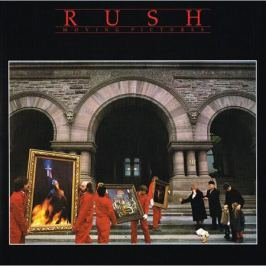 RUSH RUSH - Moving Pictures