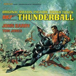 Саундтрек Саундтрек - Thunderball