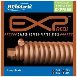 Гитарные струны D'Addario EXPR165 (для бас-гитары)