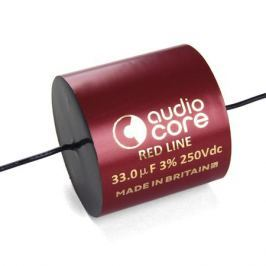 Конденсатор Audiocore Red-Line 250 VDC 33 uF